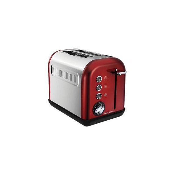 Morphy Richards Accents 2 Slice 222011 (czerwony)