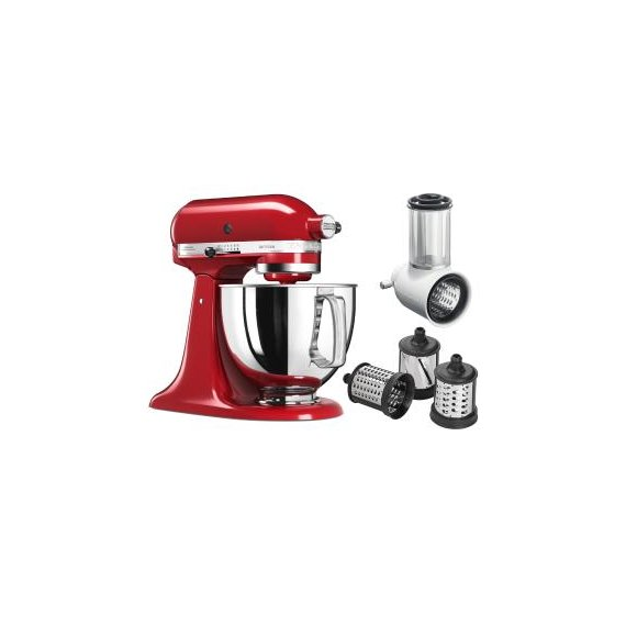KitchenAid 5KSM125EER + 5KSMVSA