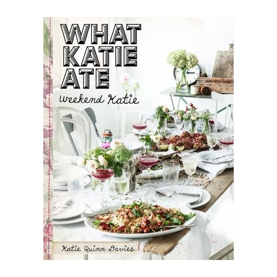 Weekend Katie. What Katie Ate. Tom 2