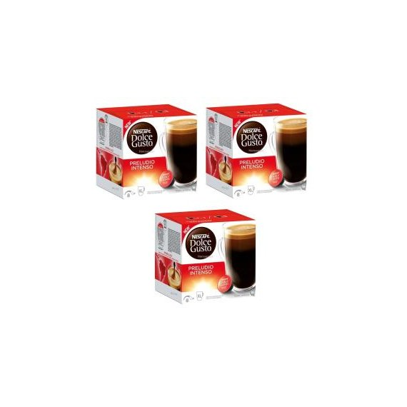 Nescafe Dolce Gusto Grande Intenso Morning Blend (3 opakowania)