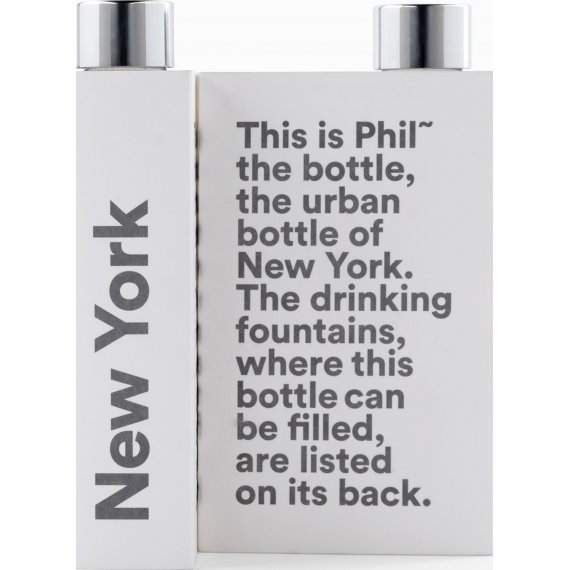 Butelka na wodę Phil New York