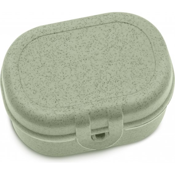 Lunchbox Pascal Mini Organic zielony